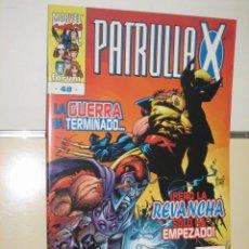 Cómics: PATRULLA X VOL. 2 Nº 48 - FORUM. Lote 152724121