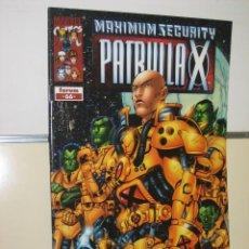Cómics: PATRULLA X VOL. 2 Nº 66 - FORUM. Lote 179025202