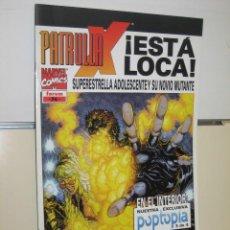 Cómics: PATRULLA X VOL. 2 Nº 76 - FORUM. Lote 222378932