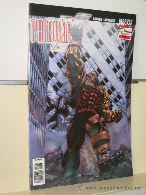 PATRULLA X VOL. 2 Nº 95 - FORUM (Tebeos y Comics - Forum - Patrulla X)