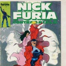 Cómics: NICK FURIA Nº 7. Lote 27176174
