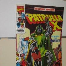 Cómics: LA PATRULLA X SEGUNDA EDICION Nº 7 - FORUM. Lote 149031866