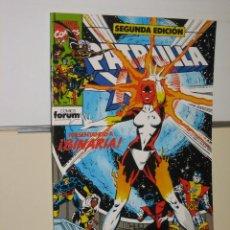 Cómics: LA PATRULLA X SEGUNDA EDICION Nº 19 - FORUM. Lote 182522576