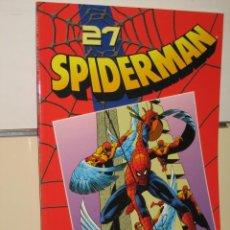 Comics : SPIDERMAN COLECCIONABLE ROJO Nº 27 FORUM. Lote 49217575