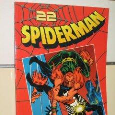 Comics : SPIDERMAN COLECCIONABLE ROJO Nº 22 FORUM. Lote 52390647
