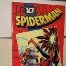 Cómics: SPIDERMAN COLECCIONABLE ROJO Nº 10 FORUM. Lote 195168651