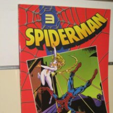 Cómics: SPIDERMAN COLECCIONABLE ROJO Nº 3 FORUM. Lote 195168790