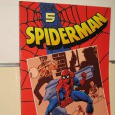 Cómics: SPIDERMAN COLECCIONABLE ROJO Nº 5 FORUM. Lote 119602380