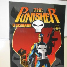 Cómics: THE PUNISHER EL CASTIGADOR COLECCIONABLE Nº 2 FORUM. Lote 27221400