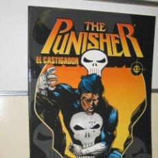 Cómics: THE PUNISHER EL CASTIGADOR COLECCIONABLE Nº 13 FORUM. Lote 27221615