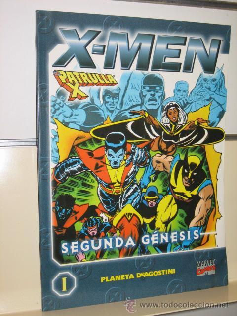 X-MEN COLECCIONABLE Nº 1 FORUM (Tebeos y Comics - Forum - X-Men)