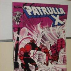 Cómics: LA PATRULLA X VOL. 1 Nº 92 - FORUM. Lote 180312728