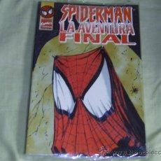Cómics: SPIDERMAN: LA AVENTURA FINAL. TOMO ÚNICO.. Lote 27233060