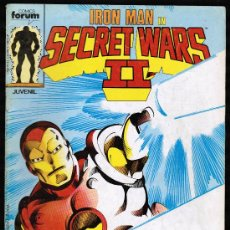 Fumetti: SECRET WARS II Nº 17 - FORUM. Lote 27574759