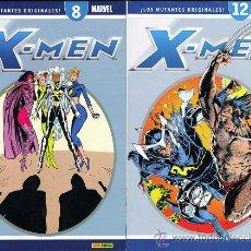 Fumetti: COLECCIONABLE X-MEN NUMEROS 8, 9 10, 11 Y 12. Lote 219911025