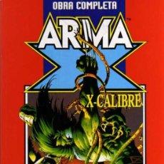 Cómics: X-MEN - ARMA Y X-CALIBRE - OBRA COMPLETA - RETAPADO - FORUM. Lote 173432017