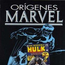 Cómics: ORÍGENES MARVEL - THE INCREDIBLE HULK Nº 1-5 - STAN LEE/JACK KIRBY - FORUM. Lote 56907228