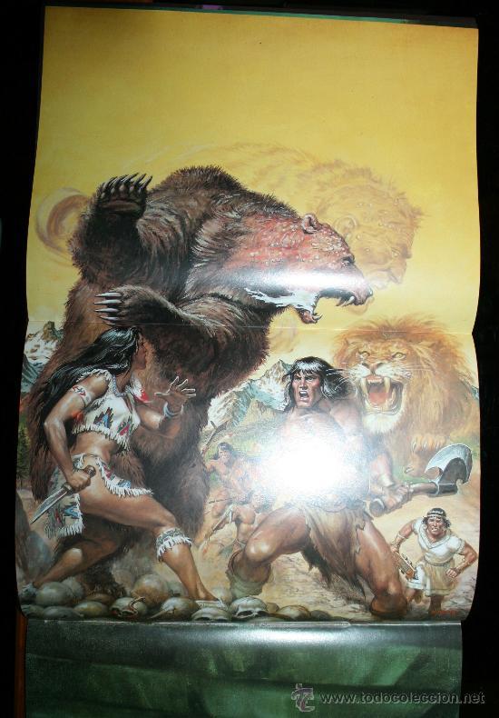 Cómics: CONAN POSTER BOOKS Nº 1 - FORUM - Foto 9 - 74030651