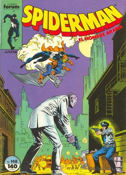 SPIDERMAN 148 FORUM (Tebeos y Comics - Forum - Spiderman)