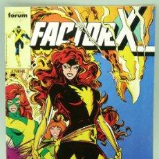 Cómics: FACTOR X Nº 13 ED FORUM CÓMICS 1989. Lote 27793944