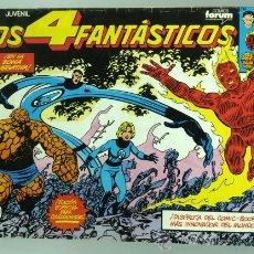 Cómics: LOS 4 FANTÁSTICOS Nº 34 ED FORUM COMICS 1985. Lote 27795602