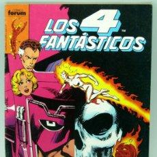 Cómics: LOS 4 FANTÁSTICOS Nº 37 ED FORUM COMICS 1985. Lote 27795643