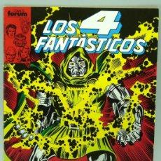 Cómics: LOS 4 FANTÁSTICOS Nº 95 ED FORUM COMICS 1989. Lote 27795687