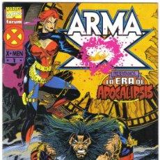 Cómics: ARMA X. X-MEN 1. LA ERA DE APOCALIPSIS.. Lote 27797967