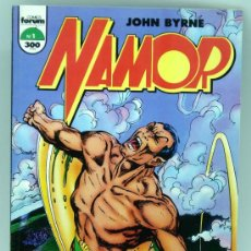 Comics: NAMOR Nº 1 JOHN BYRNE ED FORUM CÓMICS 1990. Lote 27816349