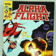Cómics: ALPHA FLIGHT LA MASA Nº 30 ED MARVEL FORUM 1987. Lote 27816821