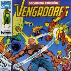Fumetti: LOS VENGADORES Nº 10 - MARVEL / FORUM. Lote 193209815