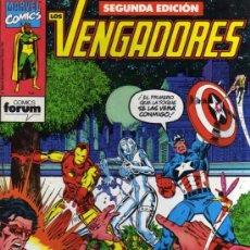 Cómics: LOS VENGADORES Nº 4 - MARVEL / FORUM. Lote 27823114