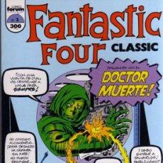 Cómics: FANTASTIC FOUR CLASSIC Nº 3 - MARVEL / FORUM. Lote 27824498