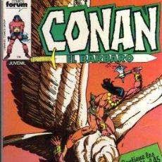 Cómics: CONAN EL BARBARO - RETAPADO CON NÚMEROS DEL 41 AL 45 - COMICS FORUM. Lote 27834093