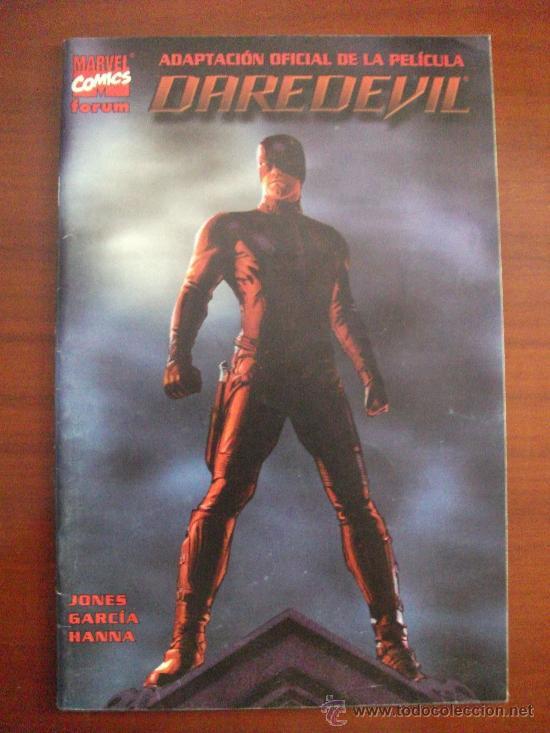 DAREDEVIL LA PELICULA COMICS FORUM (Tebeos y Comics - Forum - Daredevil)