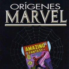 Cómics: ORÍGENES MARVEL - SPIDERMAN - STAN LEE/STEVE DITKO - FORUM. Lote 27850780