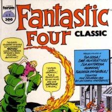 Cómics: FANTASTIC FOUR CLASSIC . Nº 1 - MARVEL / FORUM. Lote 27857677