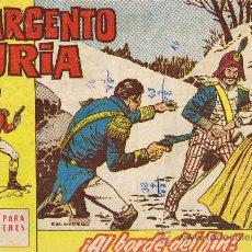 Cómics: EL SARGENTO FURIA - Nº 22. Lote 27877419