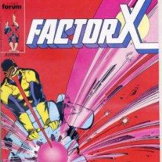 Cómics: FACTOR X Nº14. Lote 27889952