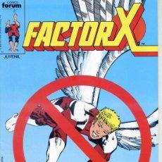 Cómics: FACTOR X Nº15. Lote 27889960