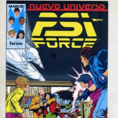 Cómics: PSI FORCE Nº12. Lote 27890054