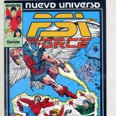 Cómics: PSI FORCE Nº10. Lote 27890061