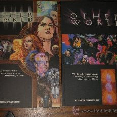 Cómics: OTHER WORLD DE PHIL GIMENEZ VOL 1 Y VOL 2. Lote 27890562