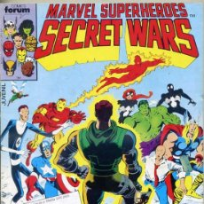 Cómics: SECRET WARS Nº 9 -12 - 13 - 14 - 15. Lote 27890906