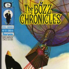 Cómics: THE BOZZ CHRONICLES Nº 11 - EPIC SERIES - FORUM. Lote 27938587