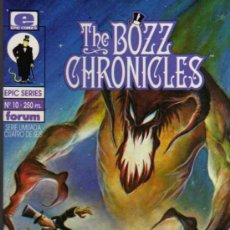 Cómics: THE BOZZ CHRONICLES Nº 10 - EPIC SERIES - FORUM. Lote 27938588
