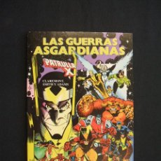 Cómics: LA PATRULLA X - OBRAS MAESTRAS Nº 6 - LAS GUERRAS ASGARDIANAS - CLAREMONT - NUEVO - SIN LEER -. Lote 27964209