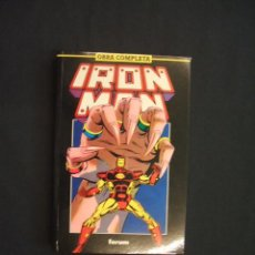 Cómics: IRON MAN - OBRA COMPLETA (15 EJEMPLARES) - NUEVA ETAPA - NUEVO - SIN LEER. Lote 27964958