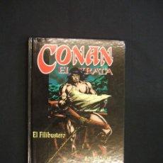 Cómics: CONAN EL PIRATA (3) - EL FILIBUSTERO - ROY THOMAS - JOHN BUSCEMA - FORUM - PLANETA - SIN LEER - . Lote 28034158