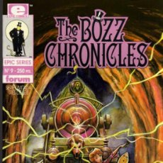 Cómics: THE BOZZ CHRONICLES Nº 9 - EPIC SERIES - FORUM. Lote 28063383